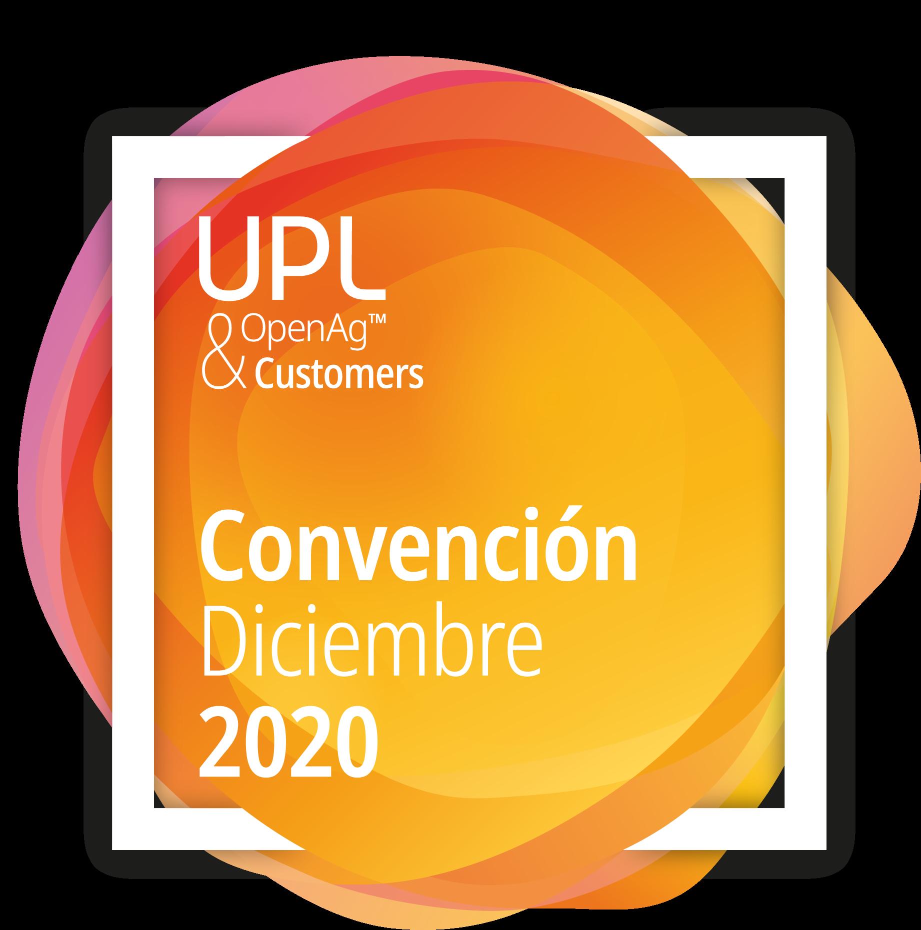 Logotipo Convención UPL diciembre 2020